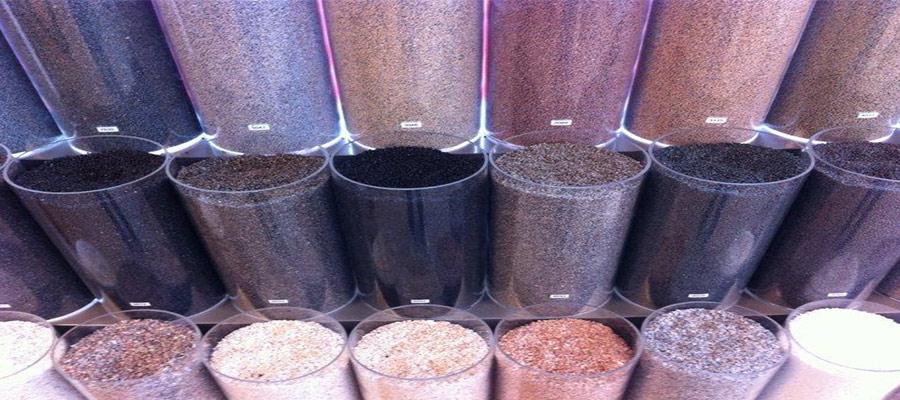Grindvloer Kleuren
